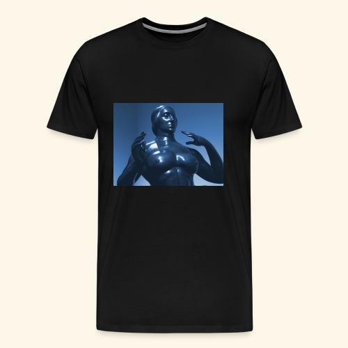 Nude Blu - Men's Premium T-Shirt
