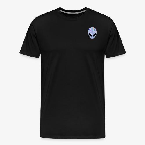 Rainbow Alien - Men's Premium T-Shirt