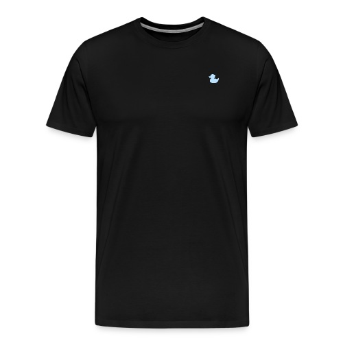DuckyBlue - Men's Premium T-Shirt