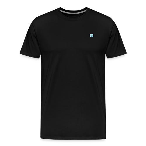 Kbkango channel logo - Men's Premium T-Shirt