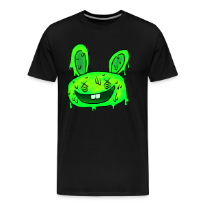 5 steps' bunny - Men's Premium T-Shirt