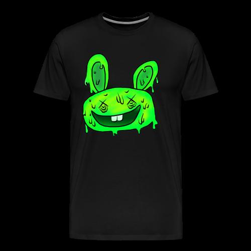 5 steps' bunny - Men's Premium T-Shirt