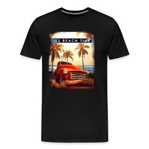 Its Beach Time - Men's Premium T-Shirt