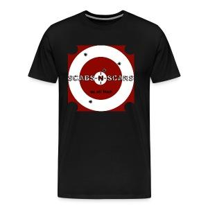 BulletHoles - Men's Premium T-Shirt