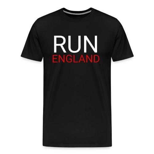 Run England Shirt - Men's Premium T-Shirt
