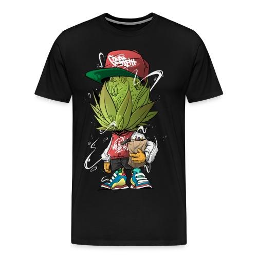 3 Budshead - Men's Premium T-Shirt