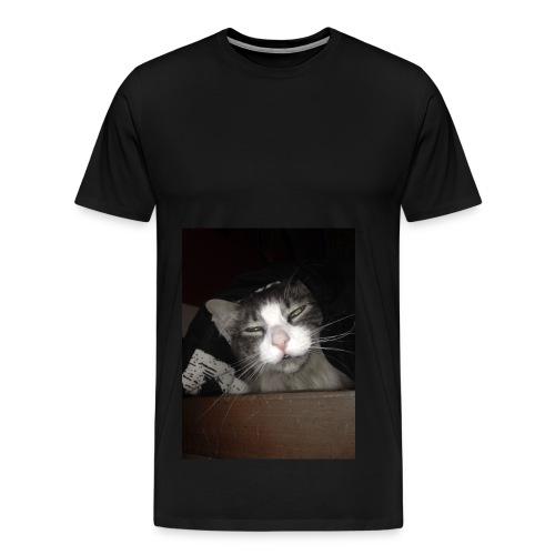 My Cat Melvin - Men's Premium T-Shirt