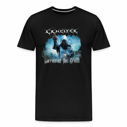 Crucifer Carrier of the Cross - Men's Premium T-Shirt