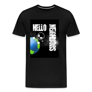 Hello Neighbors - Men's Premium T-Shirt