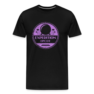 Expedition Epcot - Men's Premium T-Shirt