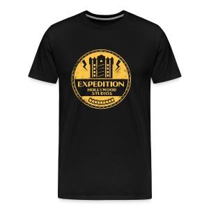 Expedition Hollywood Studios - Men's Premium T-Shirt