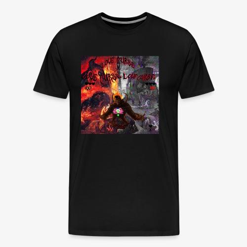 Love Curse Summer Collection - Men's Premium T-Shirt