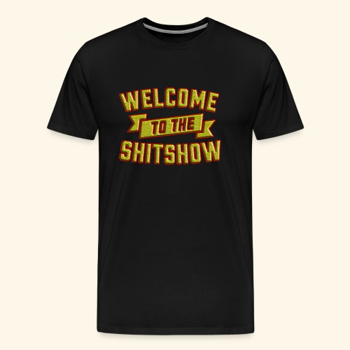 Welcome | t shirt maker - Men's Premium T-Shirt