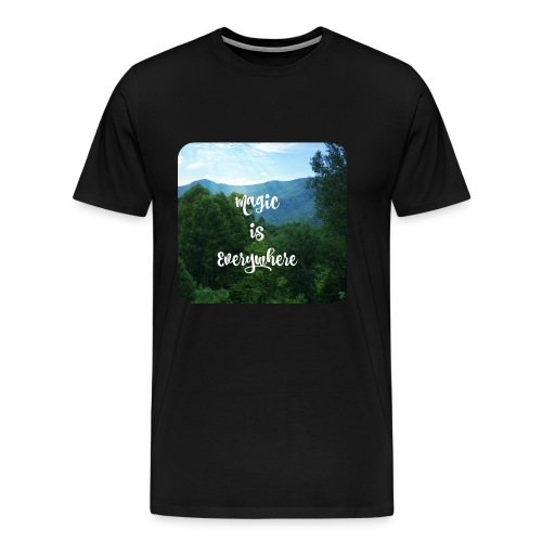 magic1 - Men's Premium T-Shirt