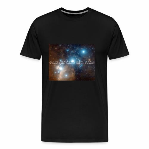 Orion Belt gaming 199 - Men's Premium T-Shirt