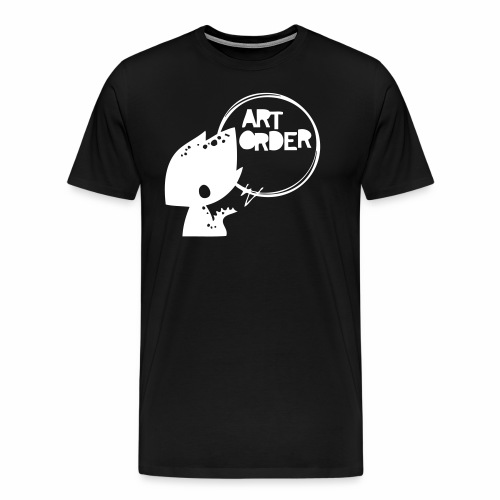 ArtOrder Logo - Men's Premium T-Shirt