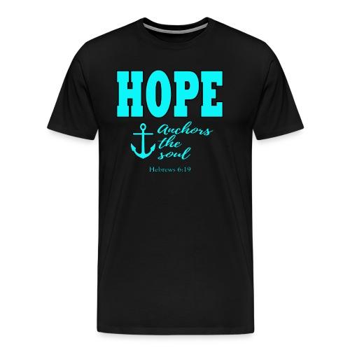 hope - Men's Premium T-Shirt