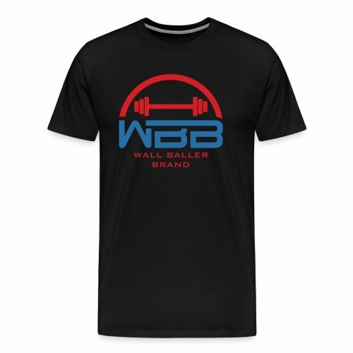 Loaded Barbell Baller - Men's Premium T-Shirt