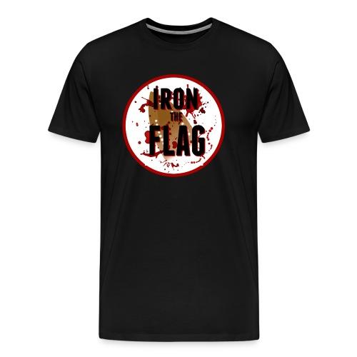 Iron the Flag - Men's Premium T-Shirt