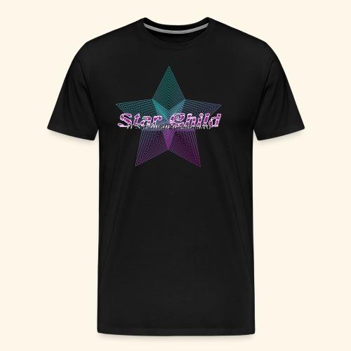 Star Child - Men's Premium T-Shirt