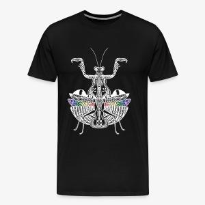 Rainbow Mantis - Men's Premium T-Shirt