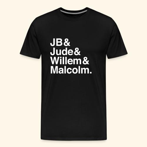 jude jb willem malcolm merch - Men's Premium T-Shirt