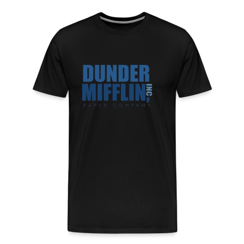 dunder mifflin - Men's Premium T-Shirt