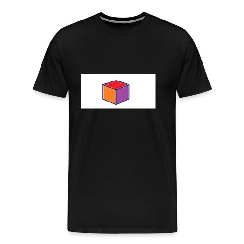CUBICLE - Men's Premium T-Shirt