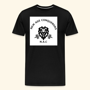 NEW AGE CONQUERORS - Men's Premium T-Shirt