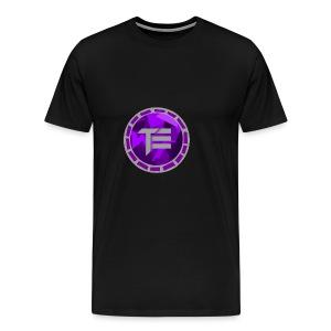 EyelessSaturn LOGO - Men's Premium T-Shirt