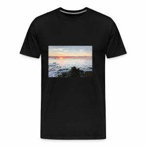 The French Sea - Men's Premium T-Shirt