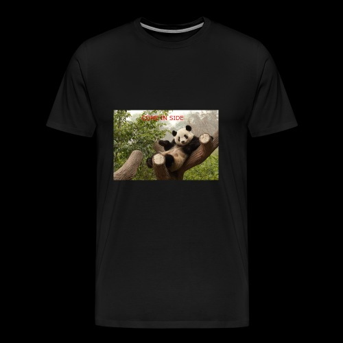 cool panda - Men's Premium T-Shirt