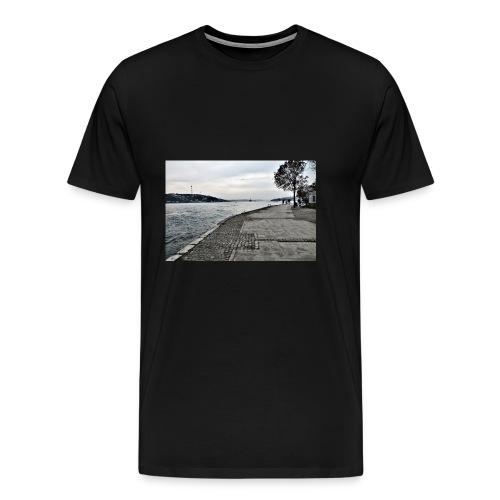 Bosphorus Strait T-shirt - Men's Premium T-Shirt