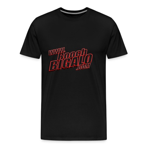 Booch Bigalo Dot Com Gear - Men's Premium T-Shirt