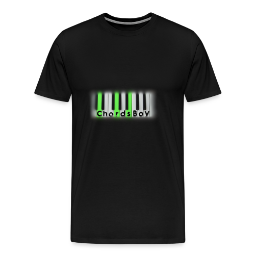 ChordsBoy's Merch - Men's Premium T-Shirt