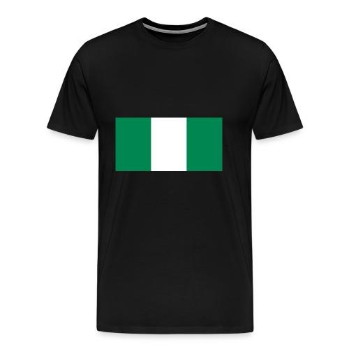 Nigeria - Men's Premium T-Shirt
