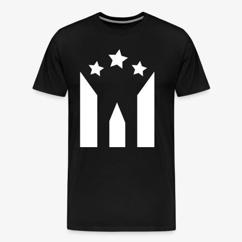 WOLF T SHIRT - Men's Premium T-Shirt
