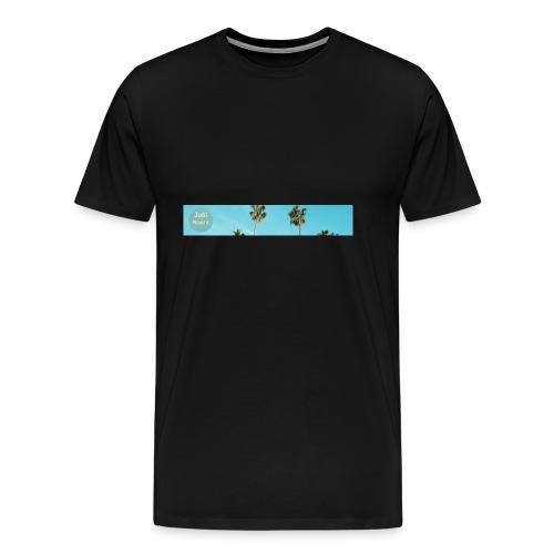 Just read itCalifornia Bless - Men's Premium T-Shirt