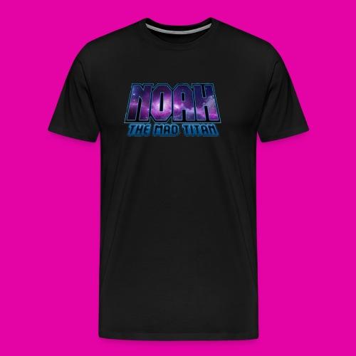 Noah The Mad Titan - Men's Premium T-Shirt