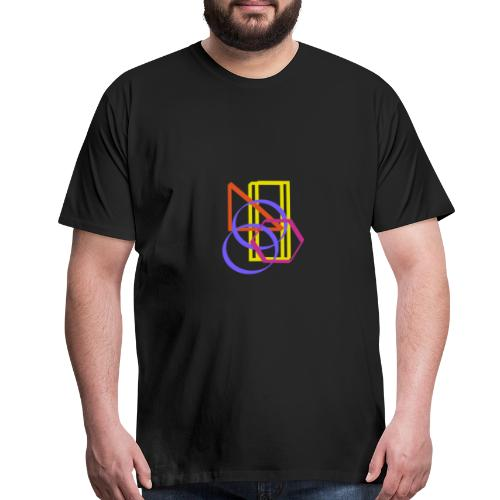 d13 - Men's Premium T-Shirt