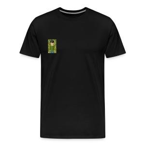 CamoFlauge - Men's Premium T-Shirt