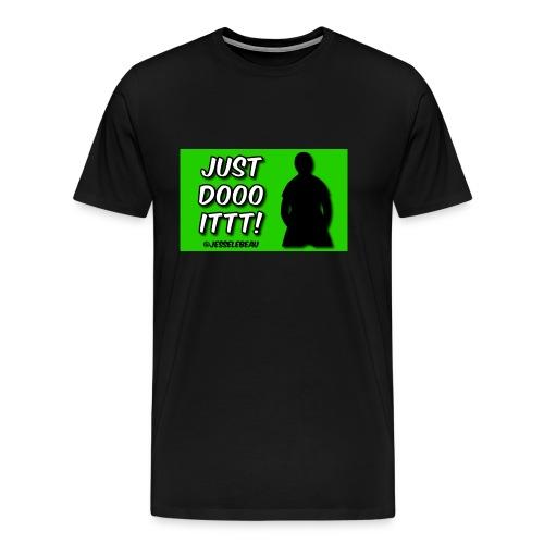 AIE Just Do It - Men's Premium T-Shirt