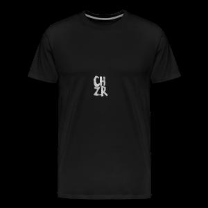 CHZR LOGO - Men's Premium T-Shirt