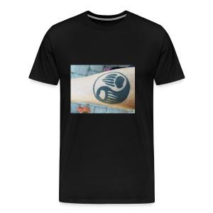 Bare arm - Men's Premium T-Shirt