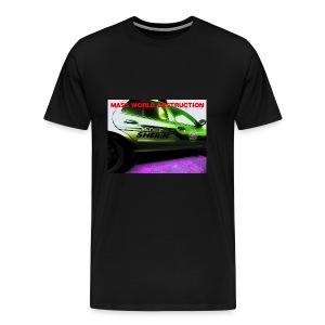 Walla Walla Police Department - Men's Premium T-Shirt