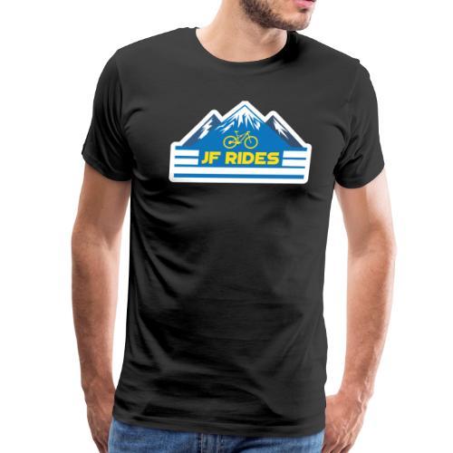 JF RIDES - Men's Premium T-Shirt