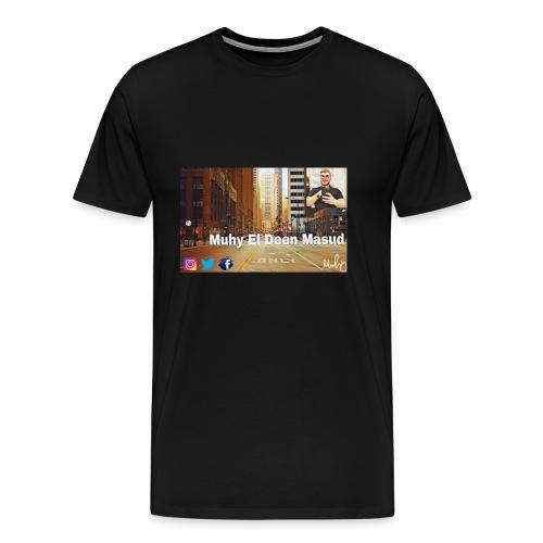 D1402D9A D27F 4BF8 ABDA 5FAC0DDFF405 - Men's Premium T-Shirt