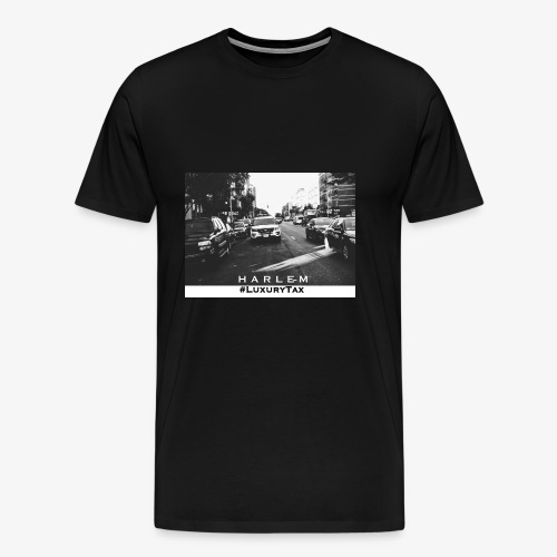 Hashtag Luxury Tax - Men's Premium T-Shirt