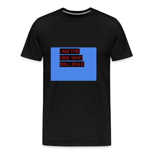 16D5FF8E CADA 408D 9BE9 9DE883CACC26 - Men's Premium T-Shirt