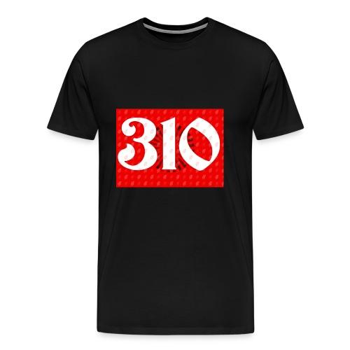 badboydejuanlogoogogogog - Men's Premium T-Shirt